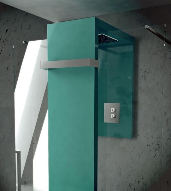 contamporain-salle-de-bain-douche-monolithe