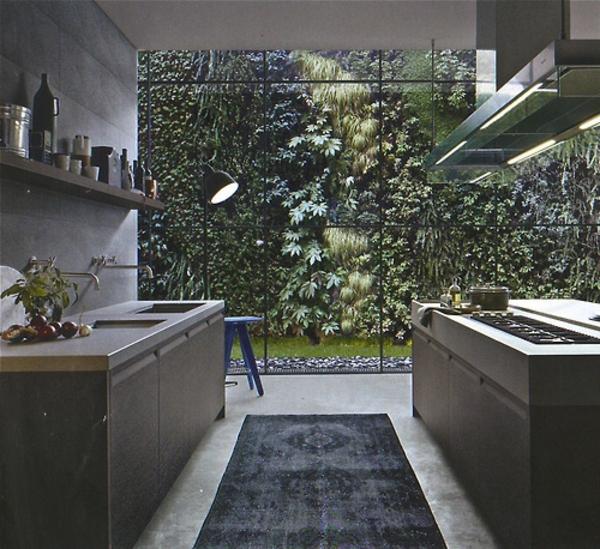 décoration-cuisine-murale-minimaliste
