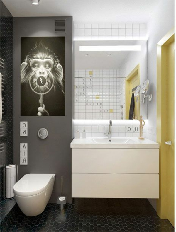décoration-peinture-décoration-lavabo-toilette