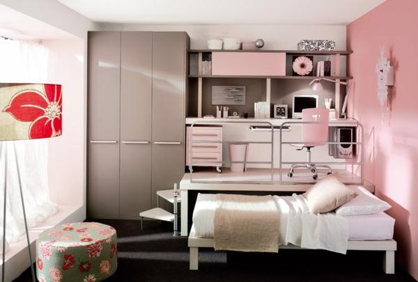 Chambre coucher 103 grandes id es for Chambre a coucher pour petite fille