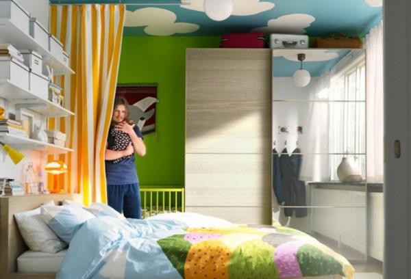 ikea-idée pour-la-chambre-à-coucher-bebe-