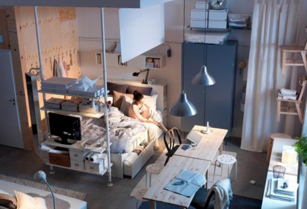 ikea-mezzarine-chambre-à-coucher-complète