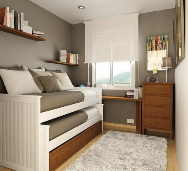 la-chambre-a-coucher-beige-blanc-étagère)table