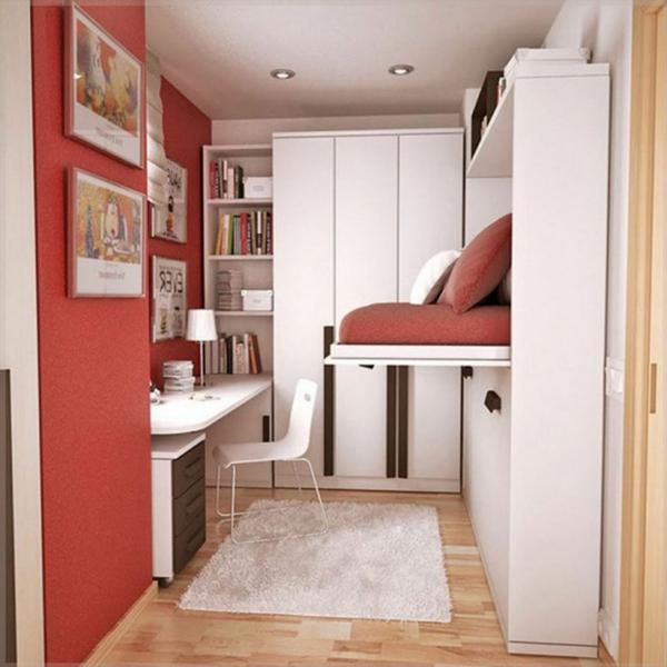 lit-escamotable-rouge-frais-peinture-bois