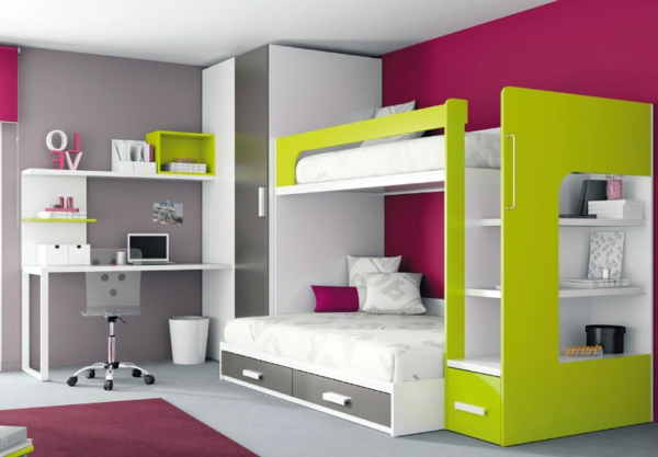 Chambre coucher 103 grandes id es for Chambre a coucher complete 1 personne