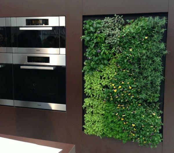 D coration murale pour la cuisine 26 id es for Porte epices design
