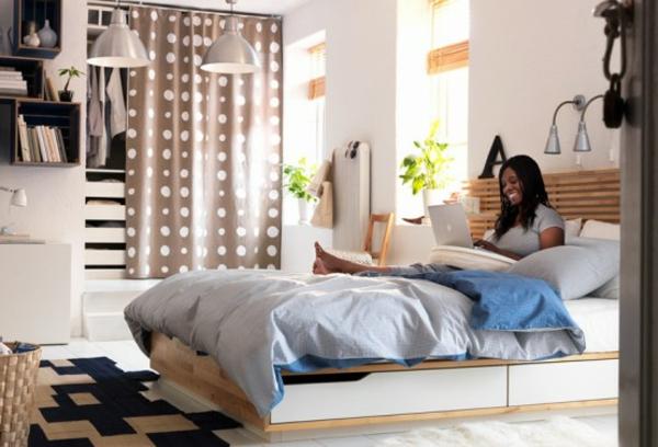 petite-chambre-à-coucher-pas-chère