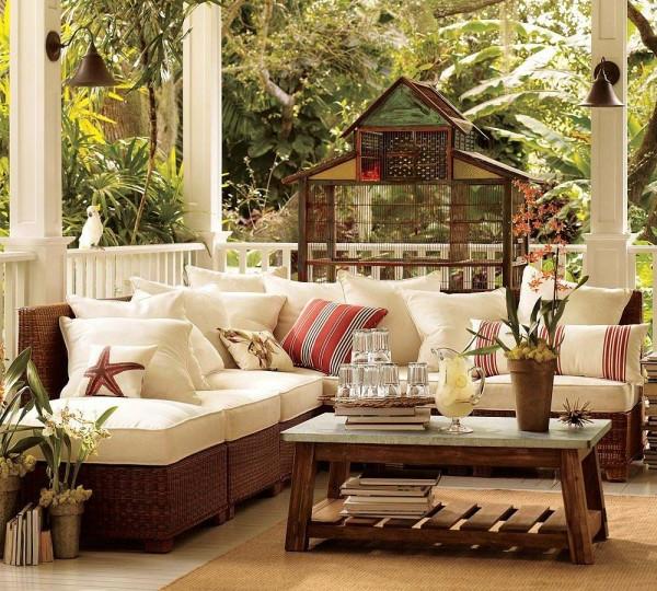 Le salon de jardin et le plaisir du choix for Idee salon jardin