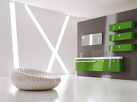 vert-blanc-fotoristique-design-salle-de-bain