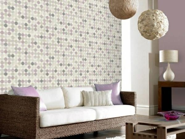 le papier peint leroy merlin ikea castorama et saint maclou. Black Bedroom Furniture Sets. Home Design Ideas