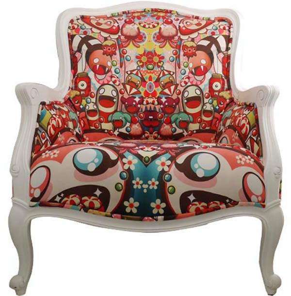 Le fauteuil crapaud new looks frais et color s - Fauteuil design colore ...