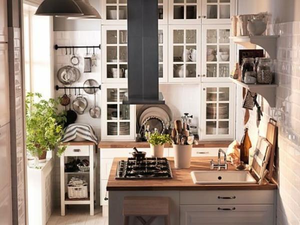Amenagerunepetitecuisineujpg Apppt Pinterest - Meuble de cuisine nobilia pour idees de deco de cuisine