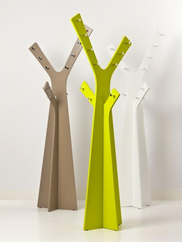 arbre-porte-manteaux-coloré-design