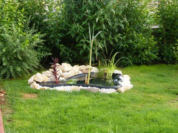 bassin de jardin castorama