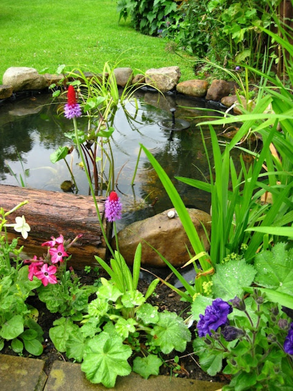 D co fontaine de jardin leroy merlin 26 fontaine les - Petit bassin d eau dijon ...