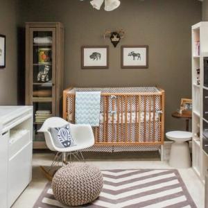 Décorer la chambre bébé garçon - conseils et exemples