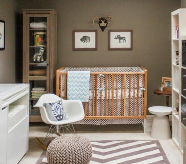 beige-chambre-bébé-garçcon-lit