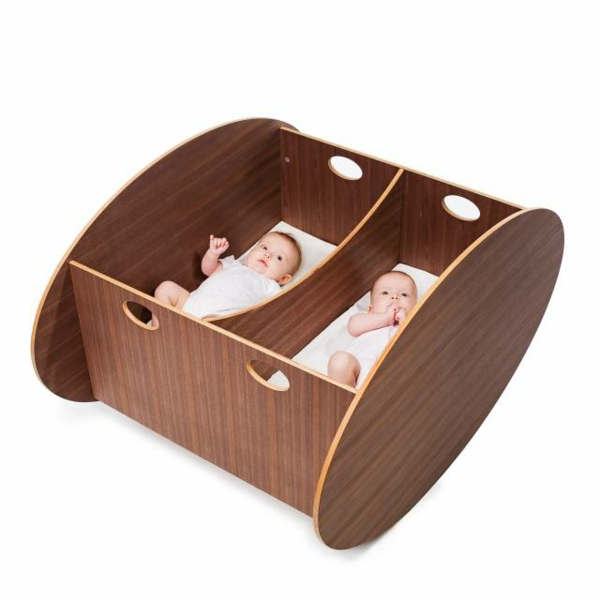berceau cocon bbdor berceau cologique en lin balouga. Black Bedroom Furniture Sets. Home Design Ideas
