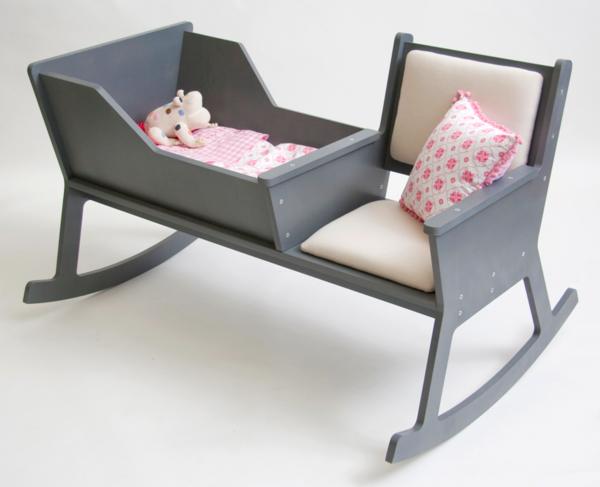 berceau-fauteuil-à-bascule-gris-bébé