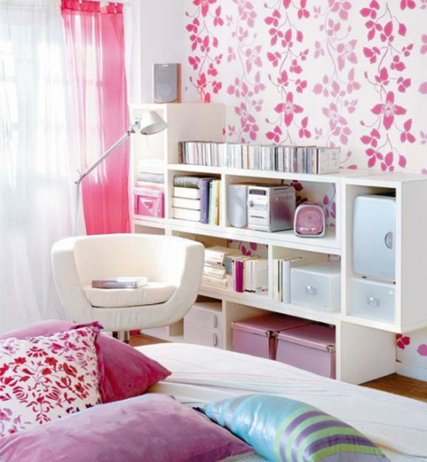 Idee Chambre Fille Petit Espace