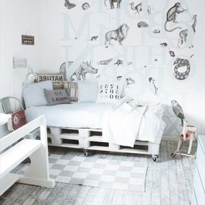 Un meuble en palette - beaucoup des possibilitées!