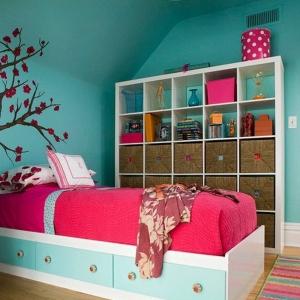 Boîtes de rangement - ordre pour la chambre à coucher
