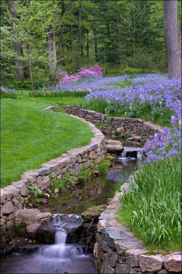 cascade-de-jardin-violet-et-escalier
