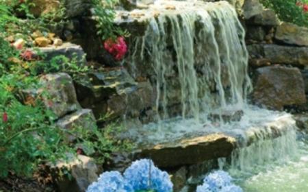 Cascade Et Fontaine De Jardin 69 Deco Pour Les Moments De Relaxe Archzine Fr