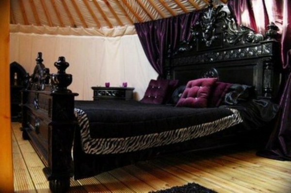 chambre-à-coucher-adulte-style-gotique-