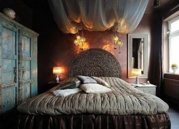 chambre-à-coucher-adulte-style-gotique-vintage