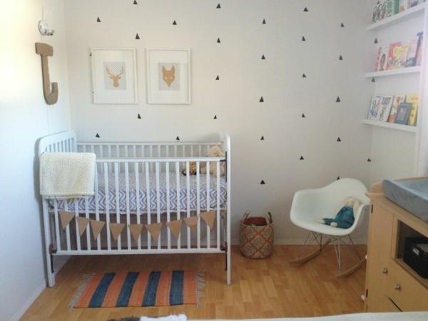 chambre-bébé-garçconèpapier-peint