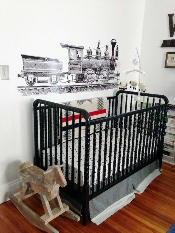 chambre-bébé-garçcon-lit