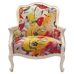 Le fauteuil crapaud - new looks, frais et colorés