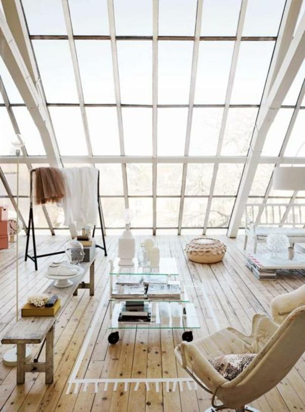 chic-design-plafond-mansardé-blanc-beige-zen