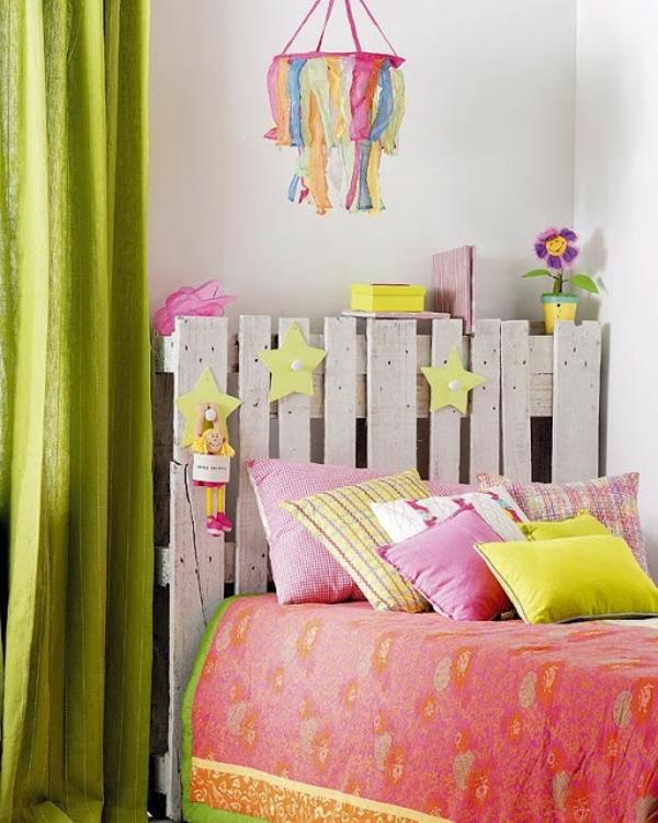 idee tete de lit enfant