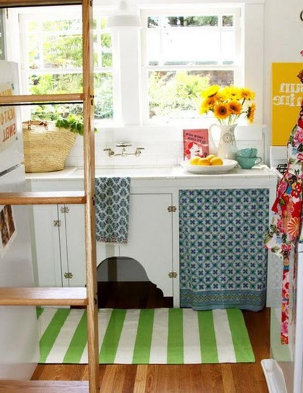 Comment amenager une petite cuisine for Petite cuisine pratique