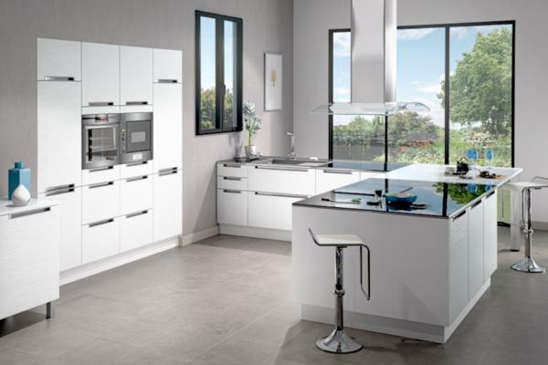 modele de cuisine moderne lapeyre avec des id es int ressantes pour la conception. Black Bedroom Furniture Sets. Home Design Ideas