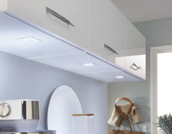 Chambre Romantique Rose Et Blanc : Une cuisine lapeyre  modèle de style et confort  Archzinefr