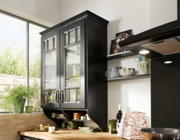 une cuisine lapeyre mod le de style et confort. Black Bedroom Furniture Sets. Home Design Ideas