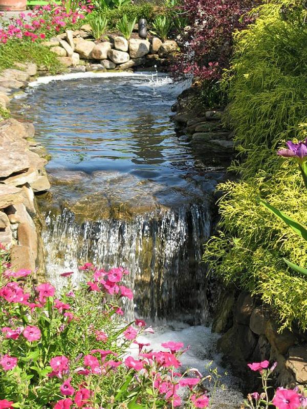 décoration-de-maison-eau-naturel-étang