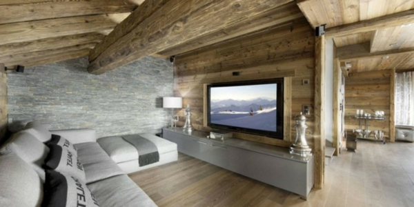 Idee Deco Chalet. Decoration Chalet Interieur When Idees Deco ...