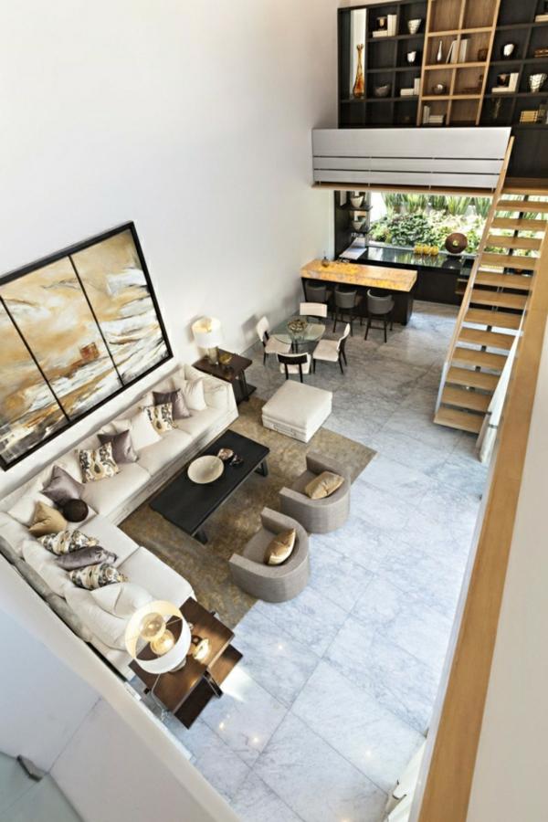 décorer-salon-moderne-lof
