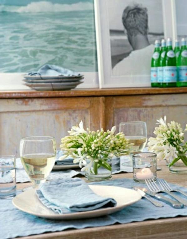 décorer-table-originale-printemps-