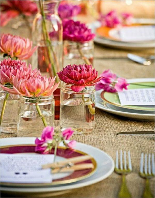 décorer-table-printemps