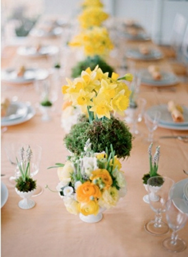 décorer-table-rintemps-elegante-