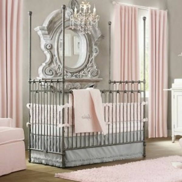 Cool baby boy room ideas - Grand miroir mural rectangulaire ...