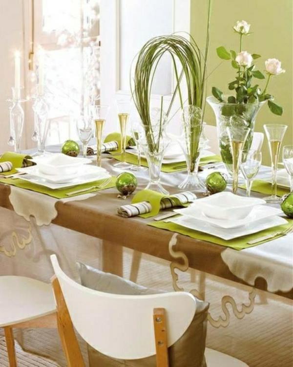 decorer-table-fleurs-vert-