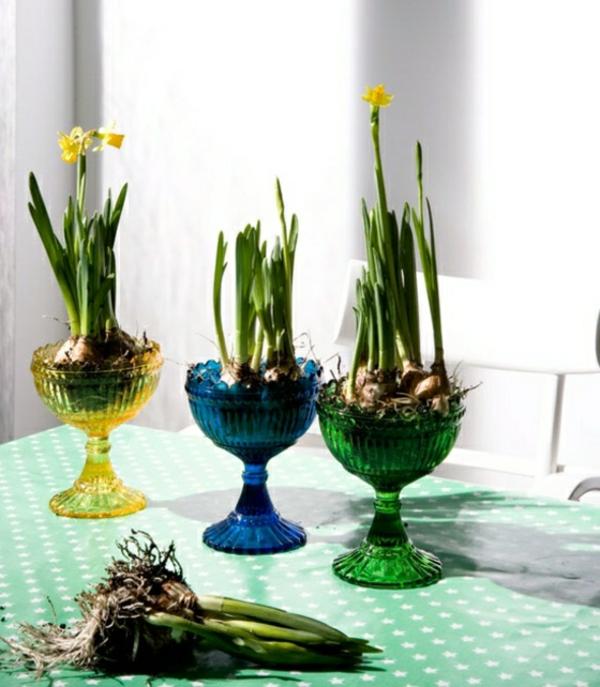 decorer-une-table-fleurs-pots
