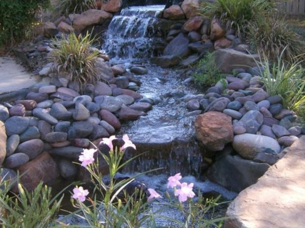 Cascade Et Fontaine De Jardin 69 D Co Pour Les Moments