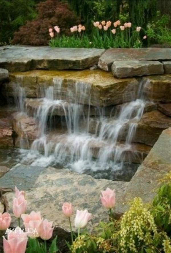 D coration petite cascade jardin embellir jardin la rochelle 2133 petite la rochelle - Petit outillage de jardin wolf la rochelle ...